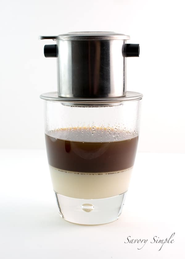Vietnamese Iced Coffee Recipe — Dishmaps