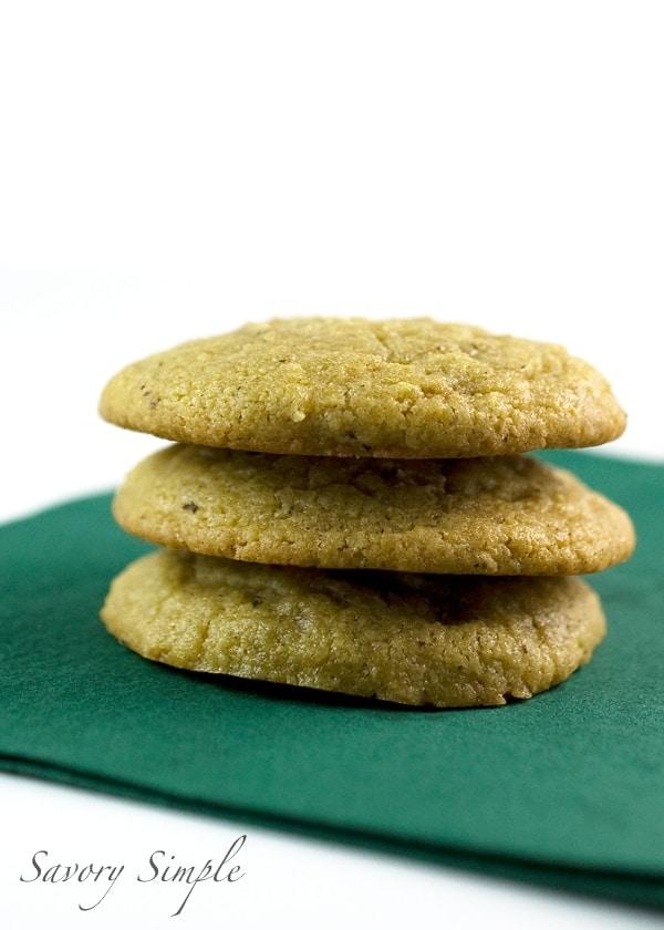Pistachio Cardamom Cookies ~ Savory Simple