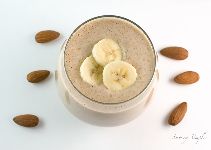 Super Foods Power Smoothie ~ Savory Simple