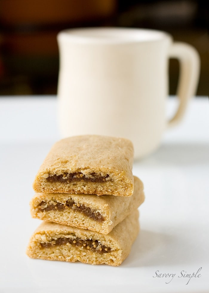 Fig Newtons ~ Savory Simple