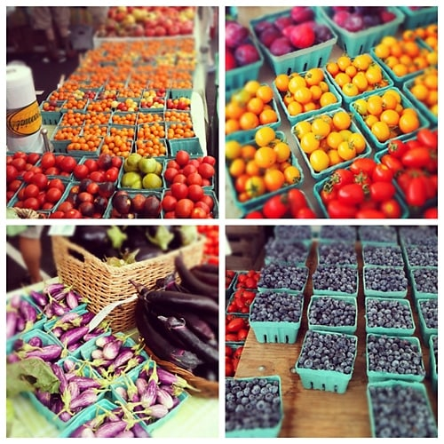 Market Collage
