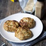 These jumbo lump crab cakes are my grandma's recipe, and they've been in our family for generations. I've never had a better crab cake in my life, and I've tried countless versions!