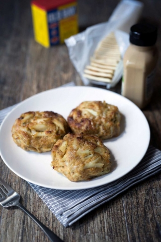 These Maryland Jumbo Lump Crab Cakes have been in my family for generations! You don't want to miss this epic recipe from Savory Simple.
