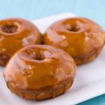 Cookie Butter Doughnuts ~ Savory Simple