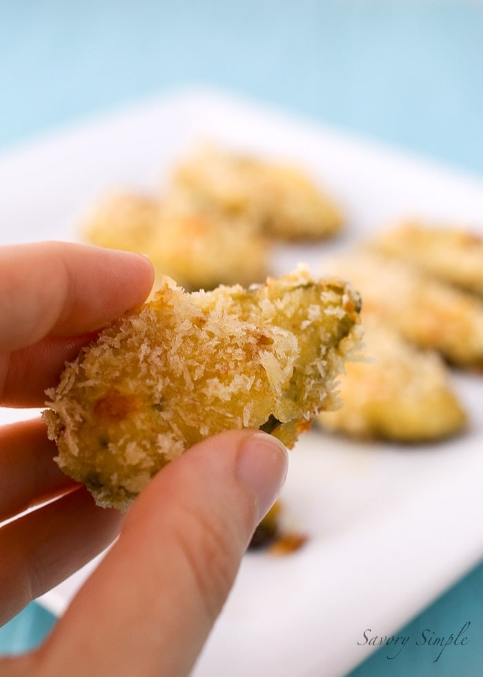 Cheesy Baked Jalapeno Poppers - Savory Simple: A Recipe Blog