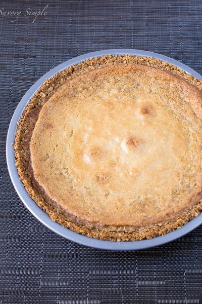 Momofuku Milk Bar's Crack Pie ~ Savory Simple