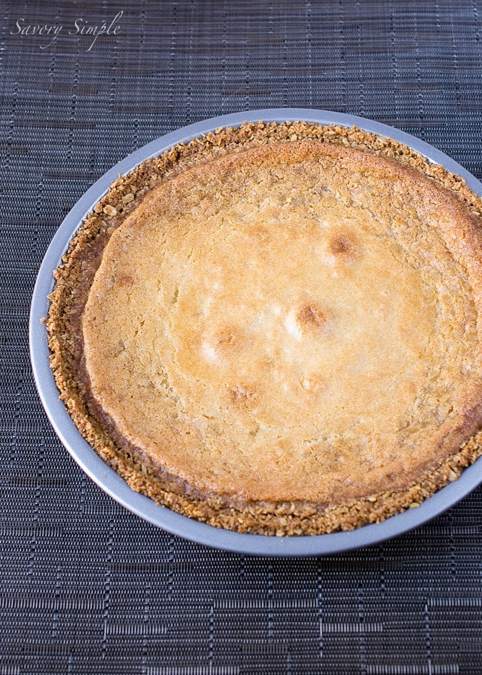 Momofuku Milk Bar's Crack Pie ~ Savory Simple
