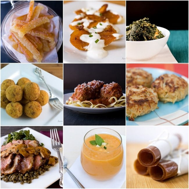 Favorite Recipes of 2012 ~ Savory Simple