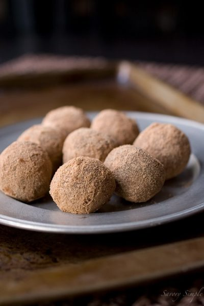 chocolate-malt-truffles