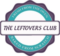 leftovers club badge Cinnamon Dolce Oatmeal Cookies