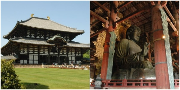 Nara-Temple-Collage