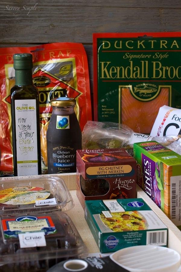 Chilean Foods ~ Savory Simple ~ www.savorysimple.net