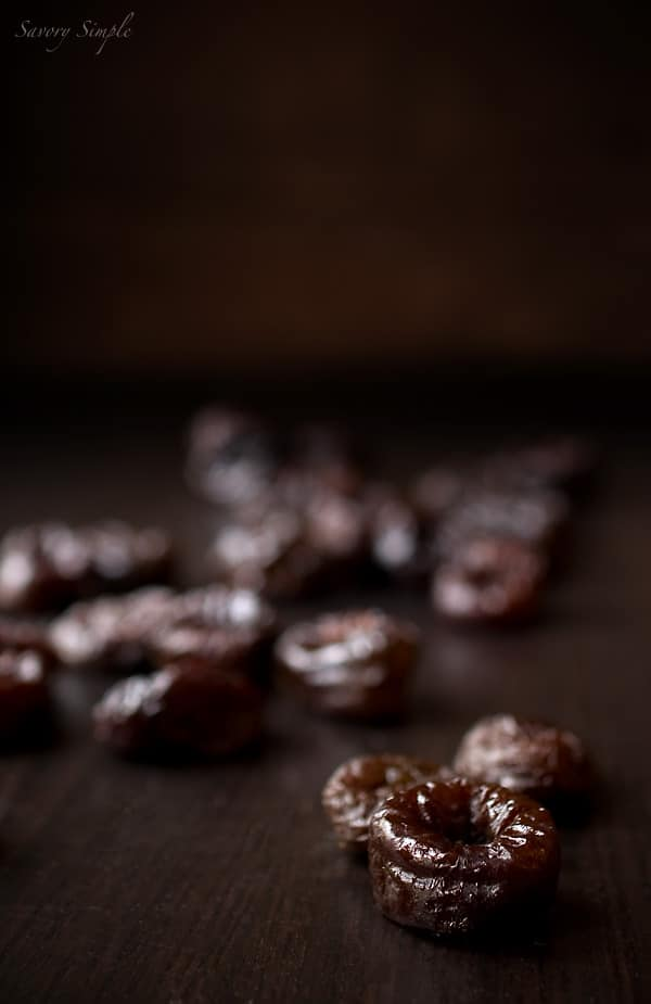 Dried Plums from Chile ~ Savory Simple ~ www.savorysimple.net