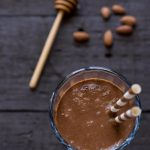 raw-banana-honey-almond-cacao-smoothie