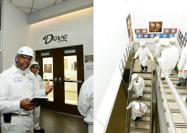 Day of Dove Chocolate Tour ~ Savory Simple