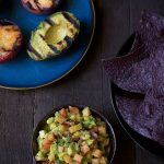 grilled-avocado-and-peach-salsa