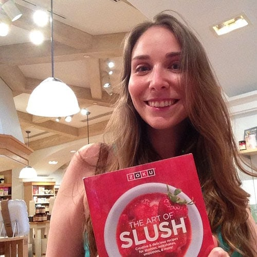 'The Art of Slush' by Jennifer Farley of Savory Simple