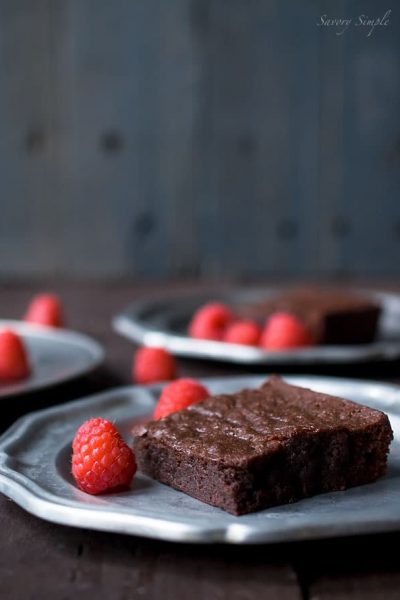 Dove-Raspberry-Brownies