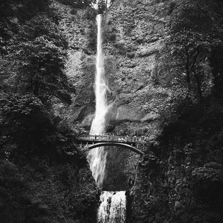 Multnomah Falls - Savory Simple