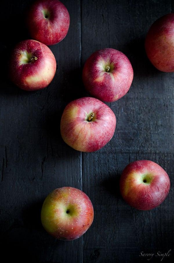 Apple, Sweet Potato and Bacon Turnovers - Savory Simple
