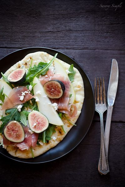 Fig-Pear-Prosciutto-Tartine