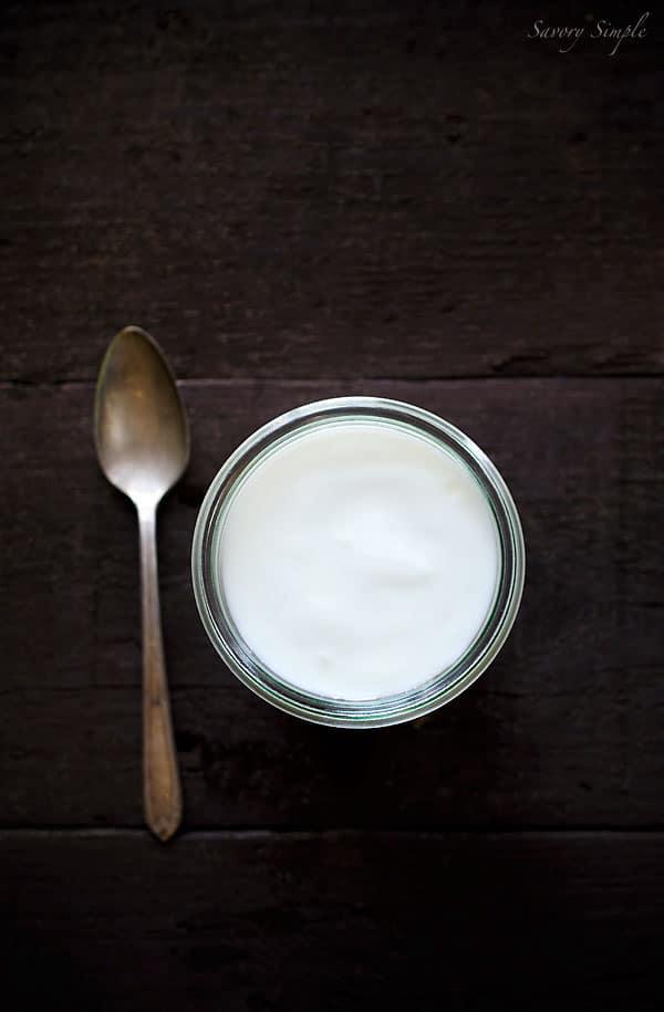 Homemade Greek Yogurt - Savory Simple