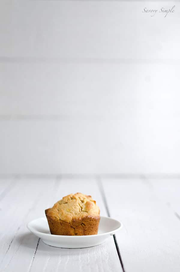 These Spiced Acorn Squash Apple Muffins are exactly the type of breakfast one craves in the winter months- slightly sweet and full of spice