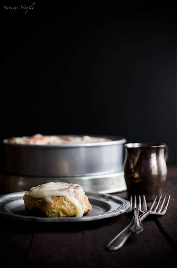 Orange Cardamom Cinnamon Buns are a light, fragrant twist on classic cinnamon rolls. They are perfect for a weekend brunch.