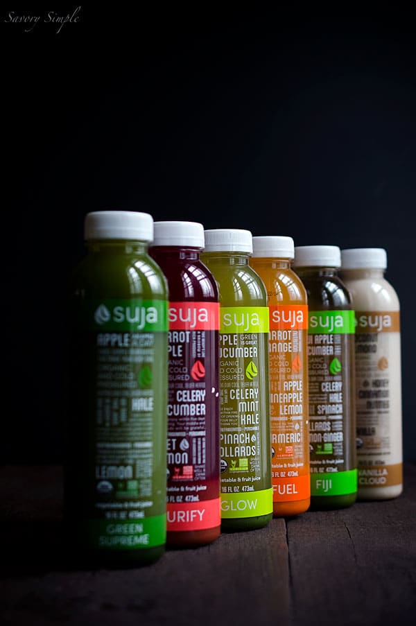 Tales of a Sugar Addict + a Suja Juice #Giveaway