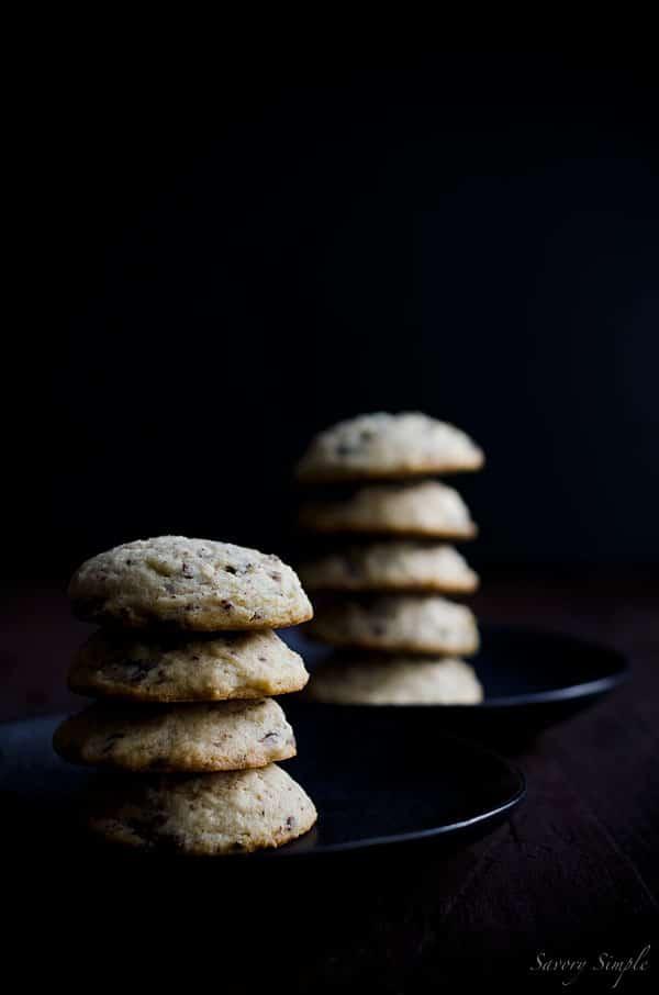 A photo of Rumchata Cookies.