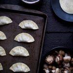 Mushroom-Dumplings