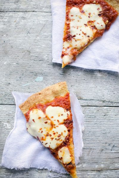 Grain-Free Paleo Pizza Crust
