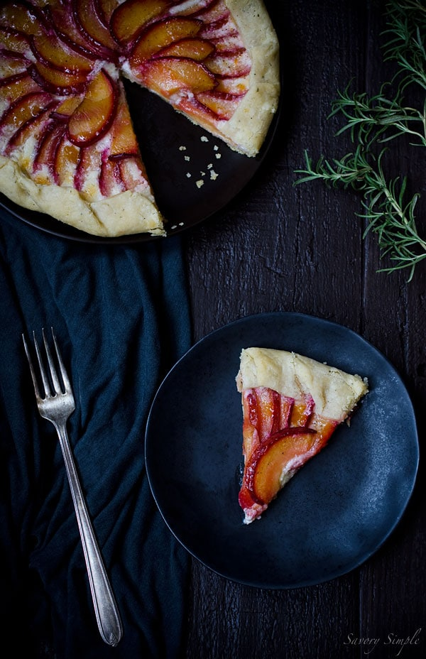 Serve this seasonal tart for dessert or at Sunday brunch! It's sweet, tart and earthy.