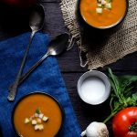 Roasted-Tomato-Gazpacho