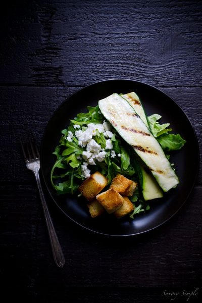 Grilled-Zucchini-Salad