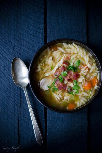 Chicken-Orzo-Soup
