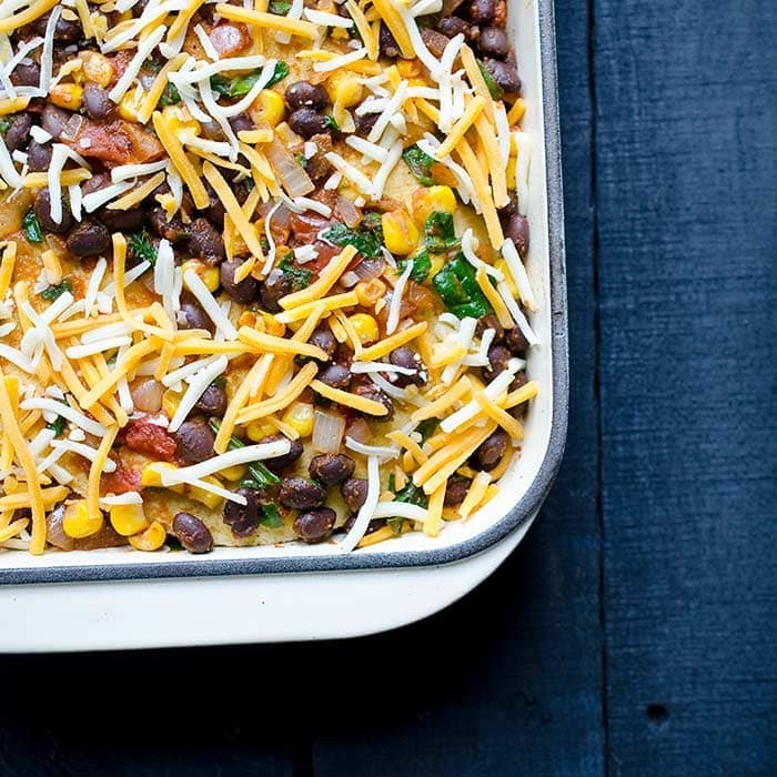 You need to try this Mexican Tortilla Casserole! Perfect for weeknight meals or dinner parties.