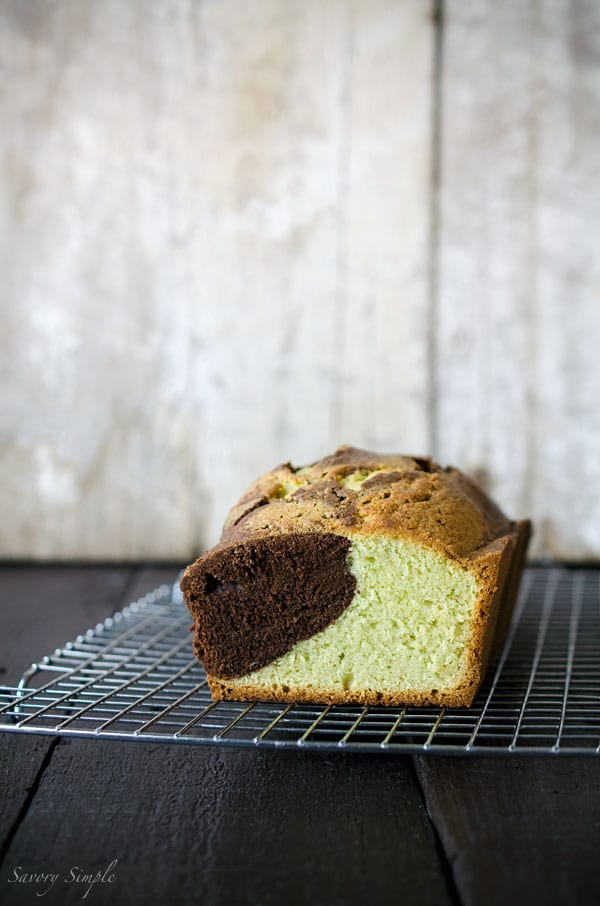 This chocolate pistachio cake is a dense, moist treat that's adapted ...