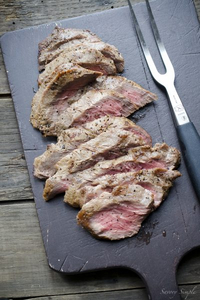 Negra Modelo Steak