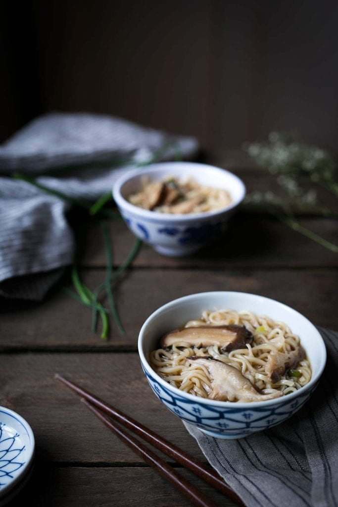Savory-Simple-Recipe-Easy-Mushroom-Ramen