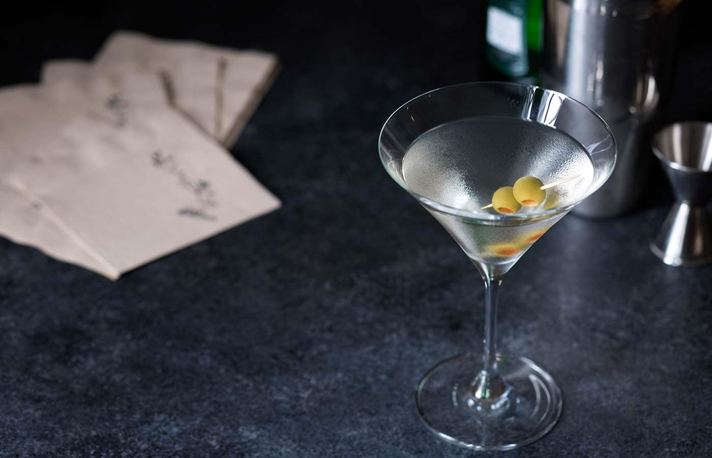 The Classic Martini + The Dirty Martini - Savory Simple
