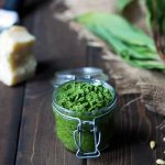 Ramp pesto recipe