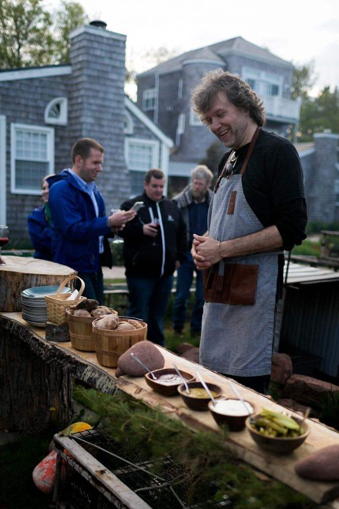 Prince Edward Island - The Inn at Bay Fortune - SavorySimple.net