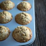 Brown Butter Banana Bread Muffins are a perfectly portioned treat that will turn heads at breakfast or brunch! You don't want to miss this recipe.