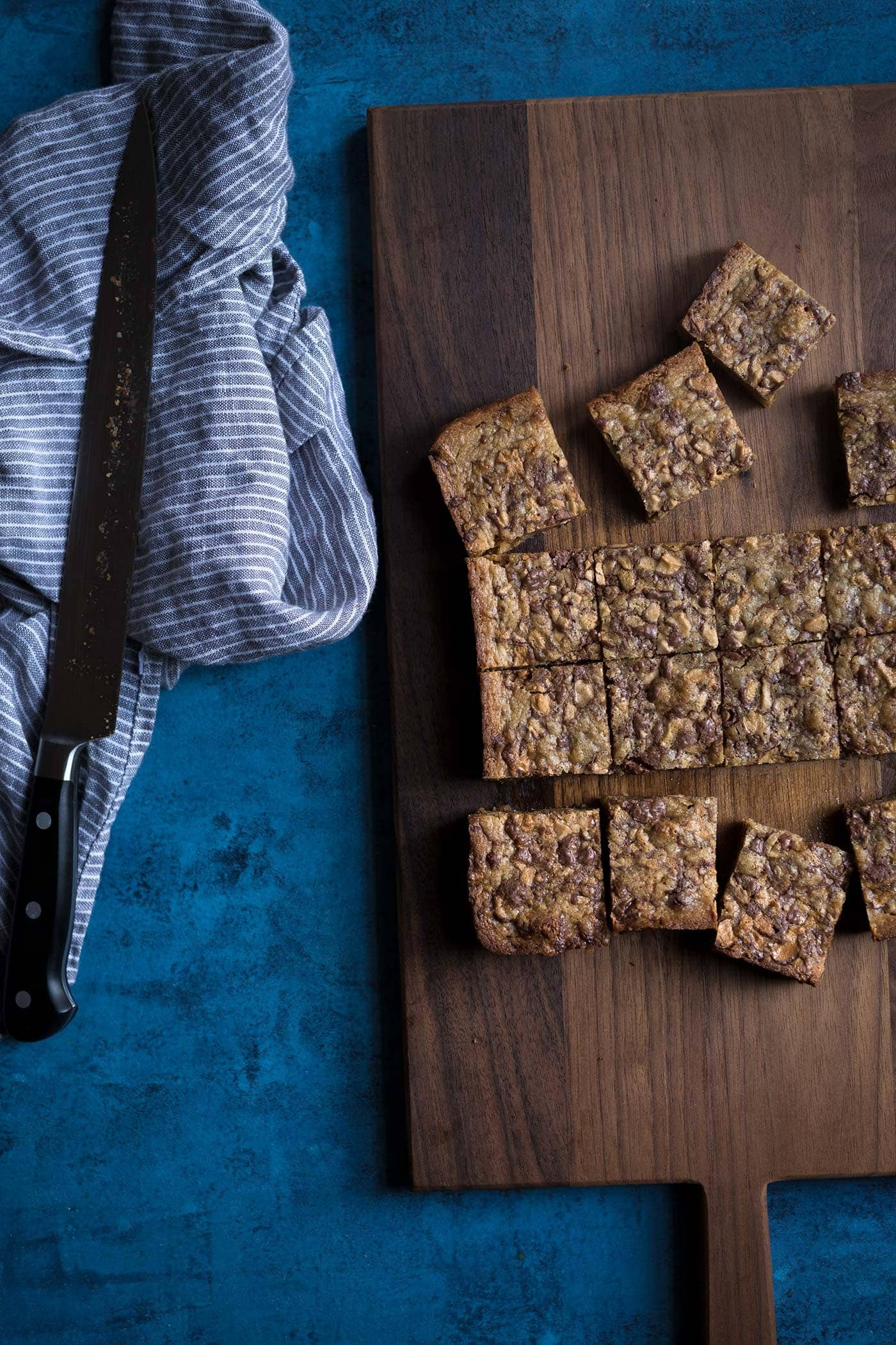 These Malted Milk Ball Blondies come together in 30 minutes and are truly addicting! Get the easy-to-follow recipe from Savory Simple.