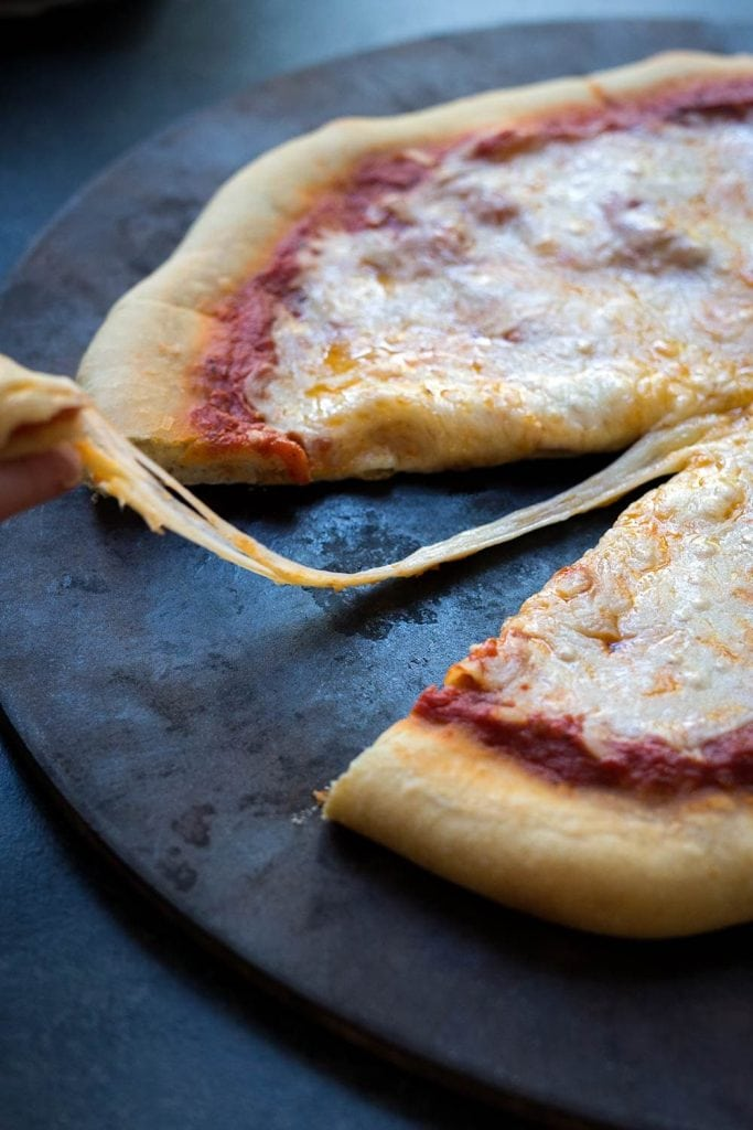 Homemade Frozen Pizza Recipe - Easy Weeknight Meals ...