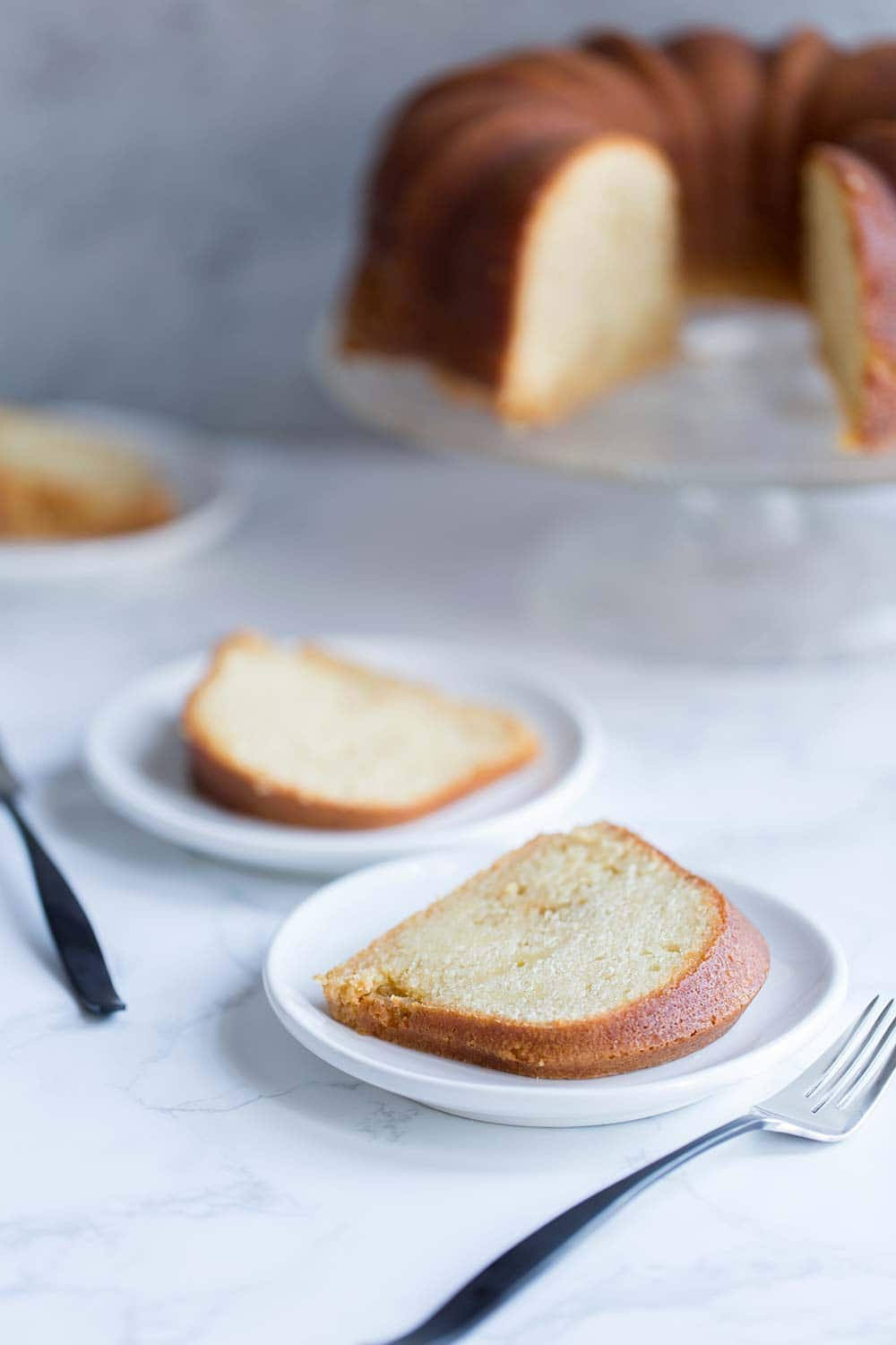 Rum Cake Recipe From Scratch Savory Simple