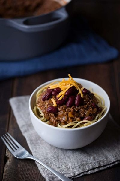 Easy Cincinnati Chili Recipe