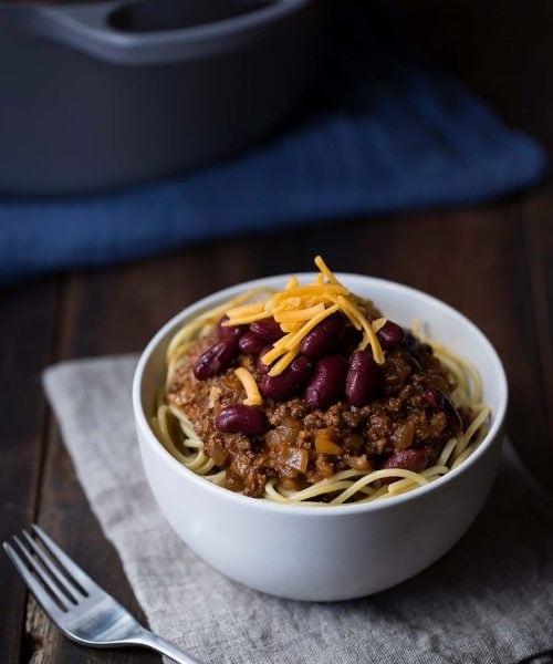 Easy Cincinnati Chili Recipe