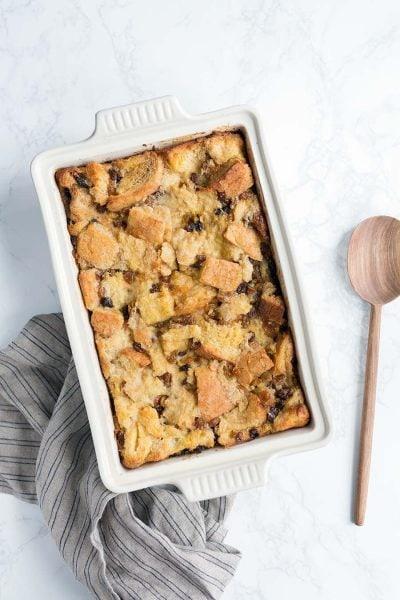 The best bread pudding recipe!